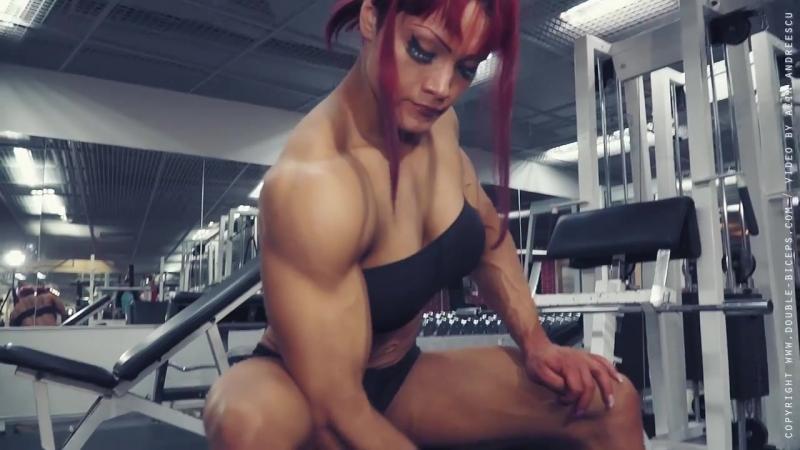 Video: Natalia Kovaleva si allena