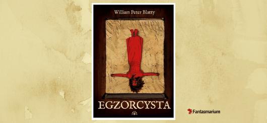 """Egzorcysta"" William Peter Blatty"
