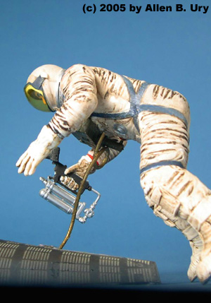 Gemini Astronaut Astronaut in Space by Revell