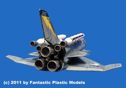 X-71 Super Shuittle by Fantastic Plastic