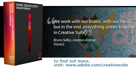 Adobe Creative Suite 4 - Design Premium