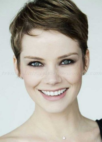 Cropped Pixie -