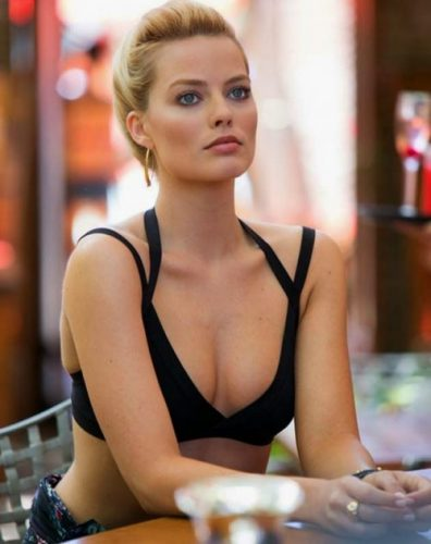 Margot Robbie-Hottest and Sexiest Girls