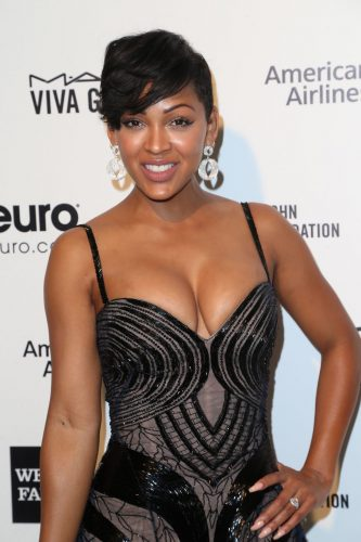Meagan Good - hottest black celebrity women