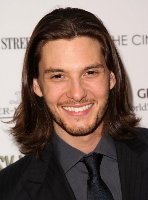 Shoulder length long hairstyle - long hairstyles for men
