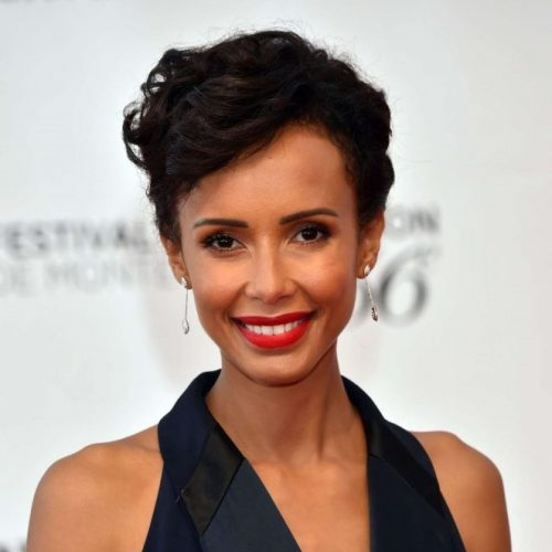Sonia Rolland - hottest black celebrity women