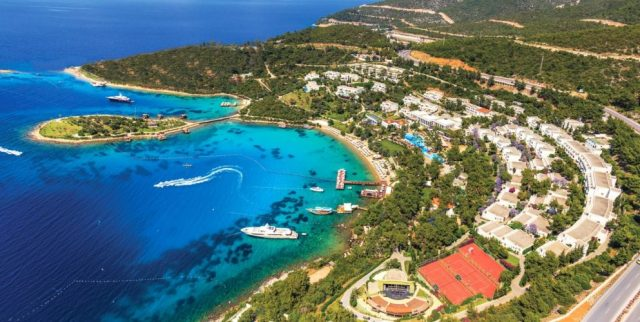 Bodrum - clearest waters