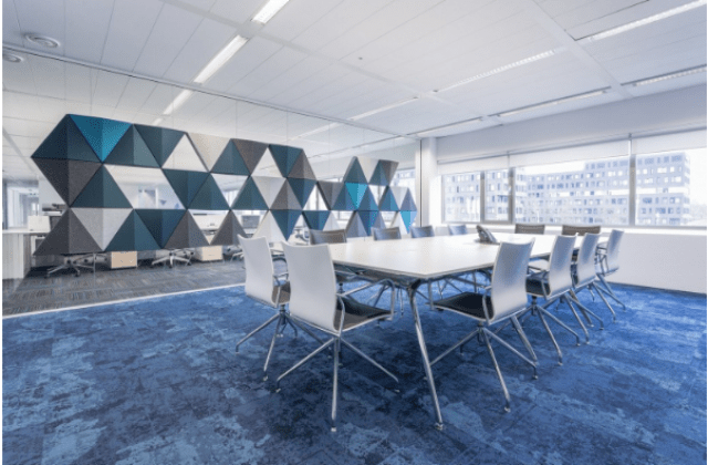Ultra modern style - modern conference room design ideas