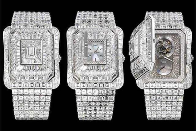Piaget Emperador Temple - most expensive watches