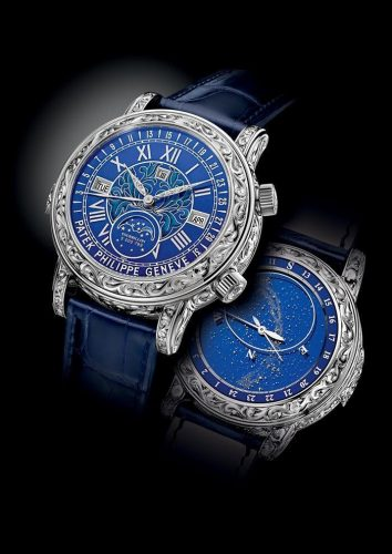 The Patek Philippe Sky Moon Tourbillon - most expensive watches
