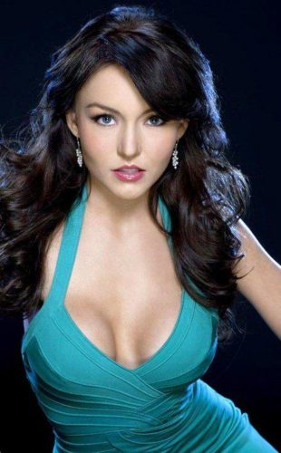 Angelique Boyer - beautiful mexican actresses