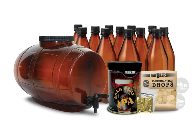 Beer Brewing Kit from Mr. Beer - Christmas Gifts for Dad