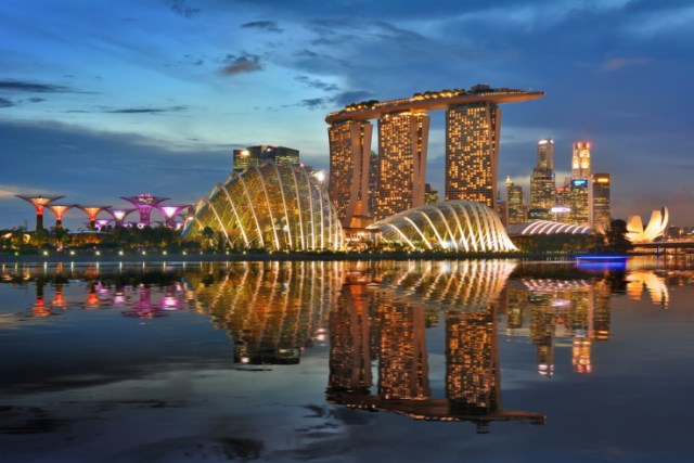 Singapore - most expensive cities in Asia