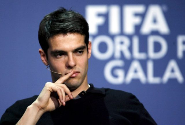 Ricardo Kaka - Most Handsome Football Players