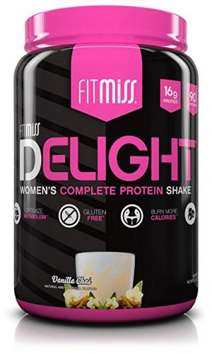 FitMiss Delight Protein Powder - Protein Powders For Women