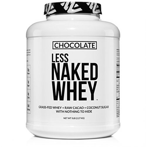 Less Naked Whey Chocolate Protein - Protein Powders For Women