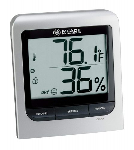 Meade Instruments TM005X-M - Best Outdoor Thermometers