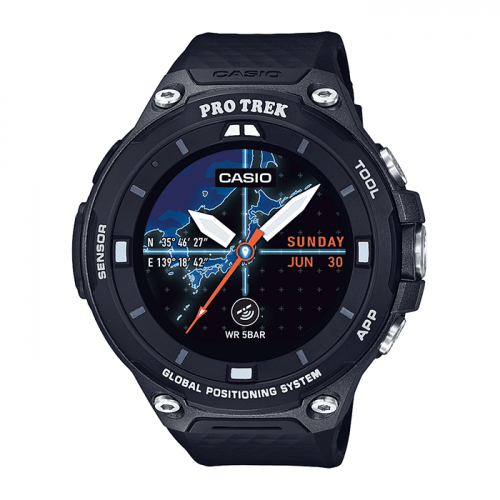 CASIO PRO TREK Smart WSD-F20 - Waterproof Gadgets