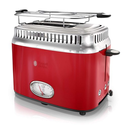 Russell Hobbs 2-Slice Retro Style - Hot Toasters