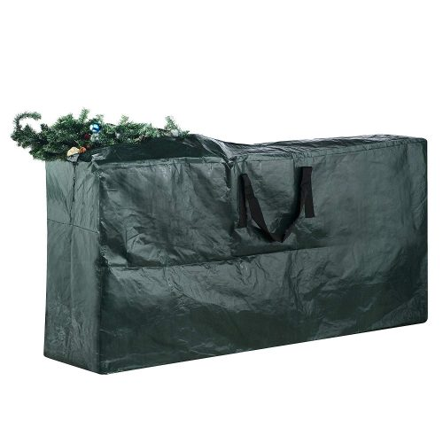 Elf Stor Premium Green Christmas Tree Bag - Christmas Tree Storage Bags