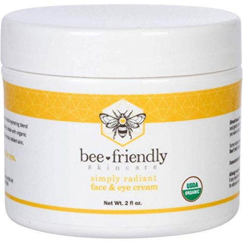 BeeFriendly Face and Eye Cream - Face Moisturizers