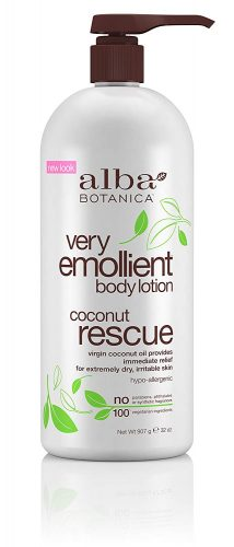 Alba Botanica Very Emollient Body Lotion - Body Lotions