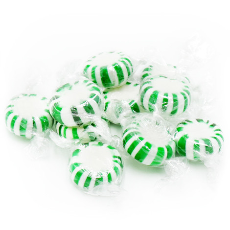 Starlight Spearmint Candy - Starlight Mint Candy