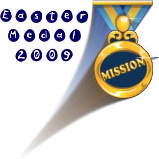 Easter Medal 2009