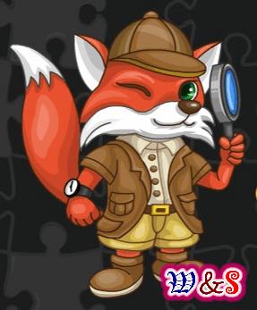 Jigsaw Jigsaw Fox