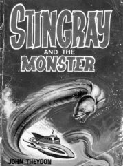 Stingray and the Monster (Kindle Paperwhite)