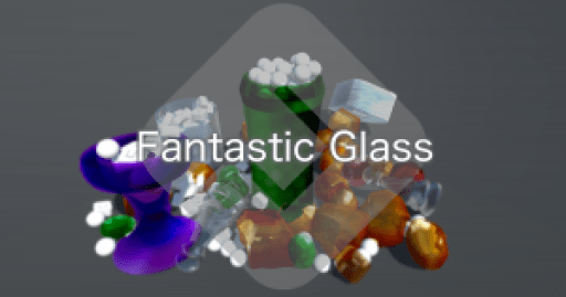 Fantastic Glass on the Unity Asset Store