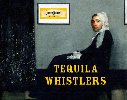 tequila whistlers