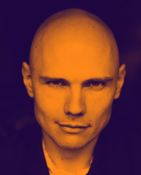 Billy Corgan of The Smashing Pumpkins #fantasticdrivel