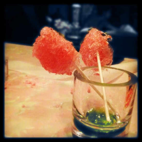 homemade cotton candy #fantasticdrivel