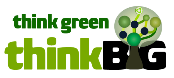 think green - think BIG #fantasticdrivel