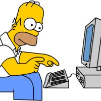 In an episode of the Simpsons that aired in 2003, Homer gave his email address as ChunkyLover53@aol.com. The episode's writer, Matt Selman, signed up for the ChunkyLover53 email address beforehand and within minutes of the show's airing found his inbox packed to its 999-message limit.