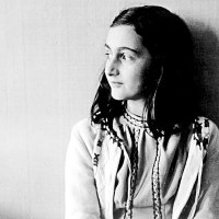 Anne Frank was bisexual and wrote extensively about her attraction to both men and women. The common version of her diaries are censored for this content.