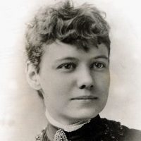 Meet Elizabeth Cochrane, who, under the pseudonym of Nellie Bly, got herself admitted into an insane asylum in Blackwell's Island by feigning insanity to uncover what really goes on there and how the patients are treated. Her exposé of the conditions of the patients were collected into a book