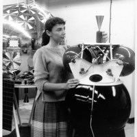Judith Love Cohen, who helped create the Abort-Guidance System which rescued the Apollo 13 astronauts, went to work on the day she was in labor. She took a printout of a problem she was working on to the hospital. She called her boss and said she finished the problem and gave birth to Jack Black