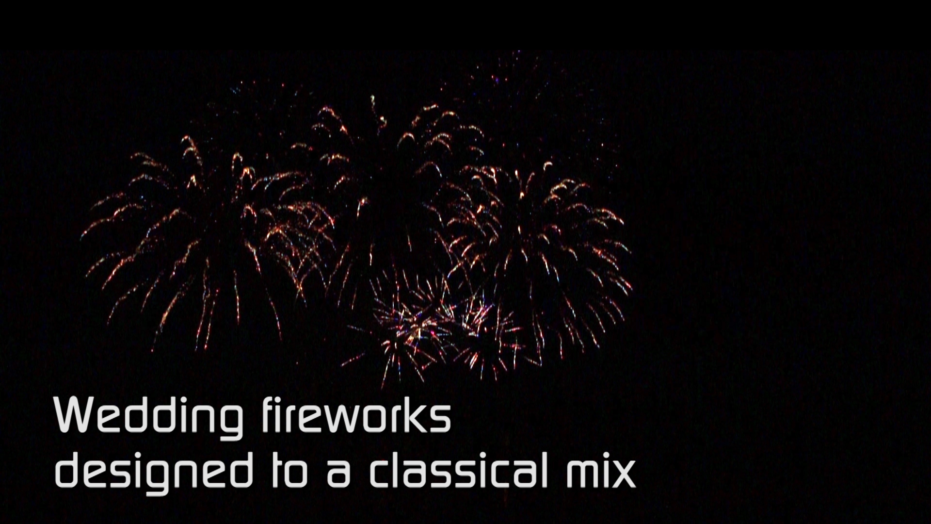 Professional Fireworks Displays | Wedding Fireworks Blenheim Palace