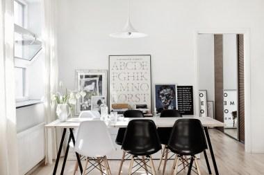 Ida Lauga Fantastic Frank Eames dinner table