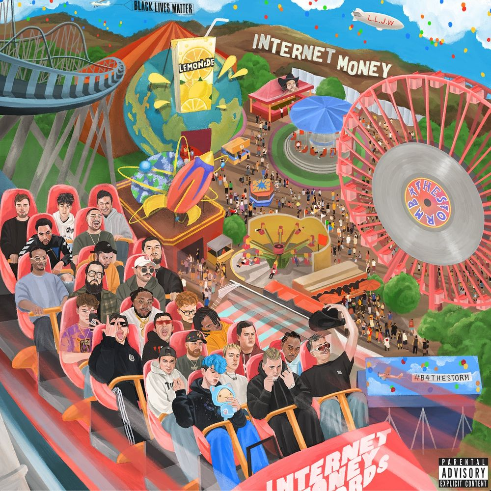 "Internet Money- ""B4 The Storm"" (Album Review)"