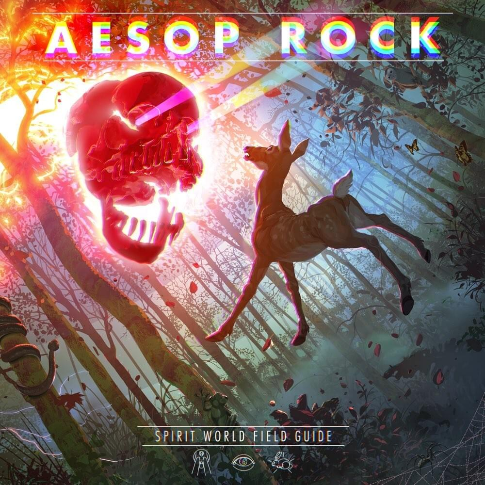 "Aesop Rock- ""Spirit World Field Guide"" (Album Review)"
