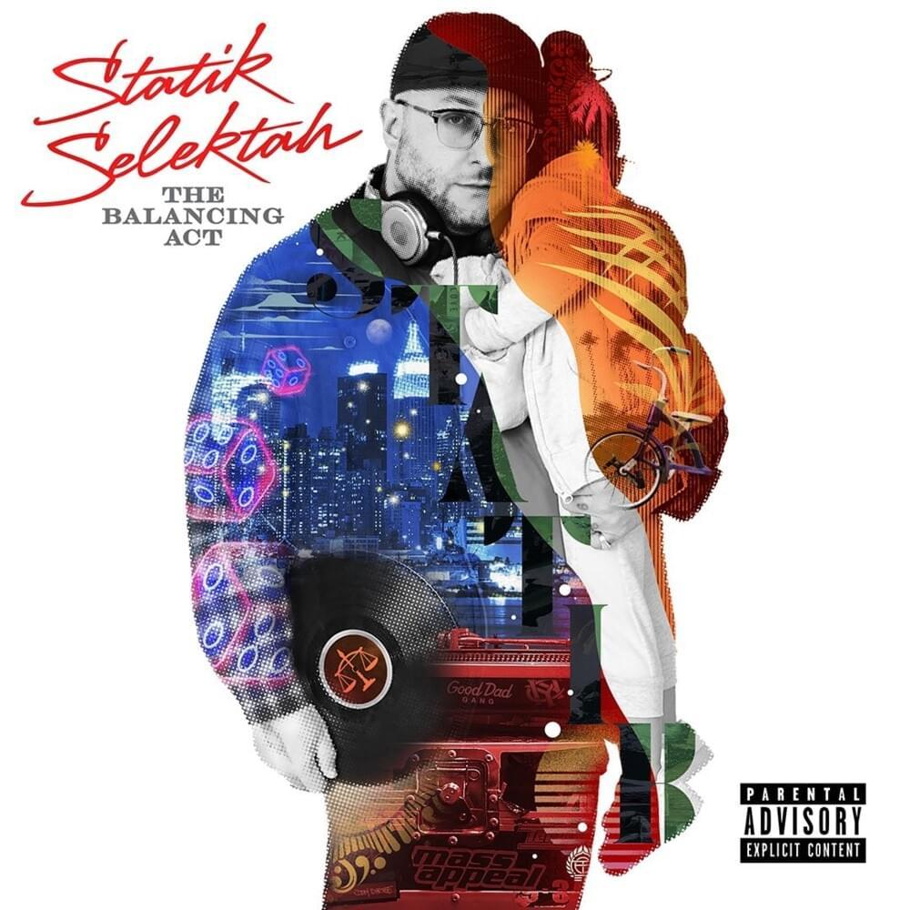 """Statik Selektah- """"The Balancing Act"""" (Album Review)"""
