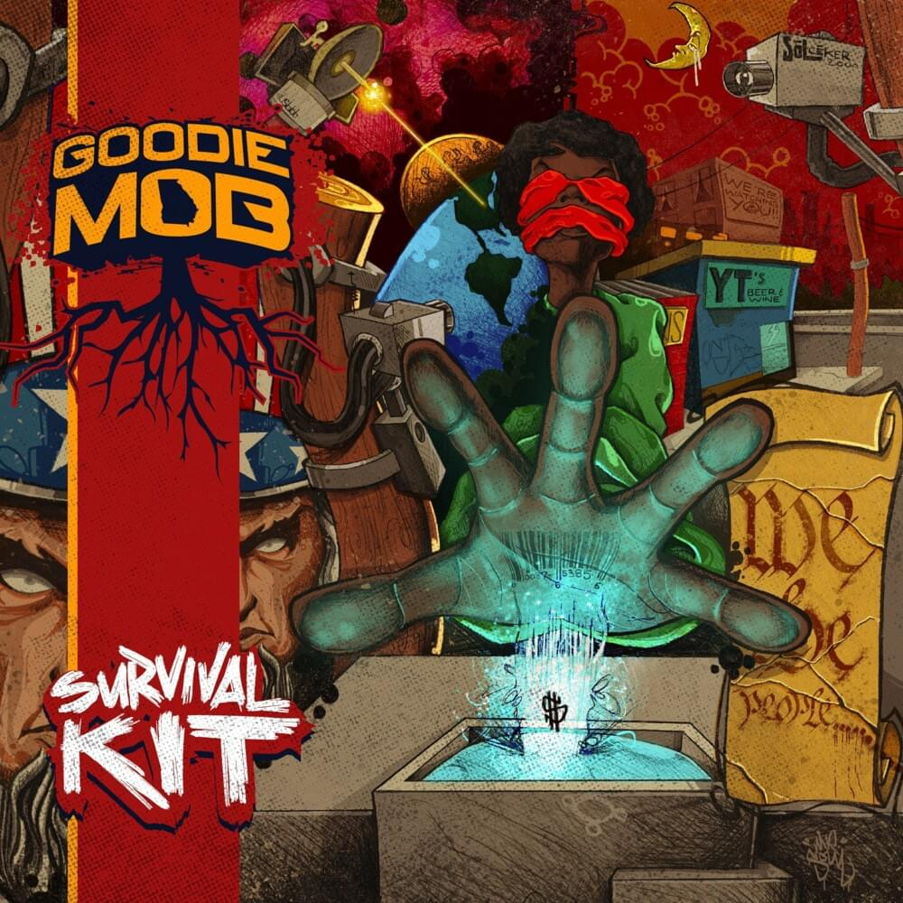 "Goodie Mob- ""Survival Kit"" (Album Review)"