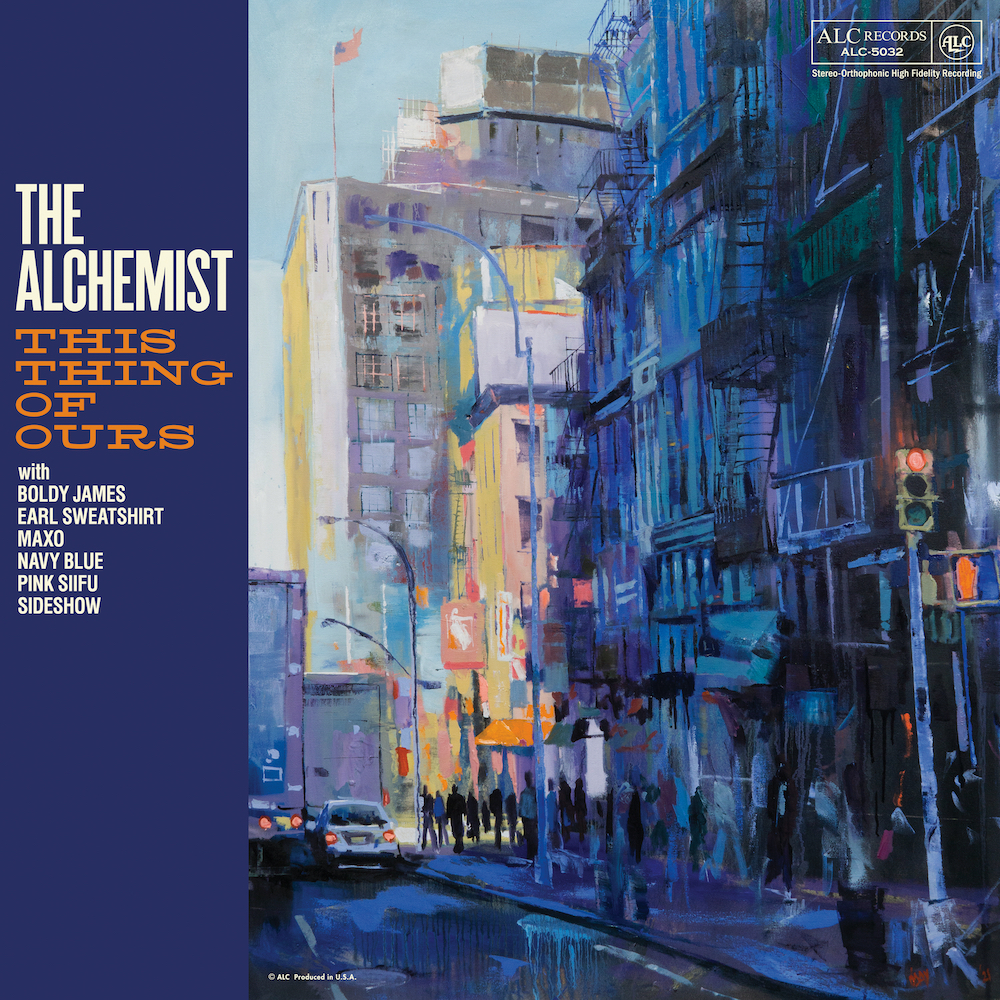 "The Alchemist- ""This Thing Of Ours"" (EP Review)"