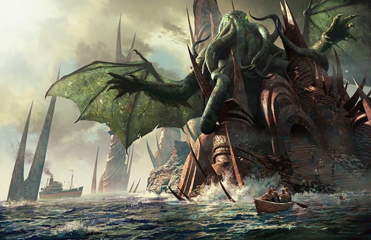 7 monstros de Lovecraft que vão encontrar você em 2017