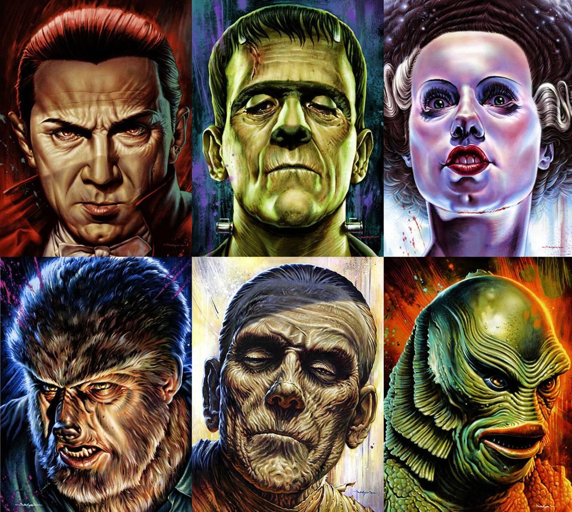 DARK UNIVERSE: O que os monstros da Universal podem mostrar hoje?