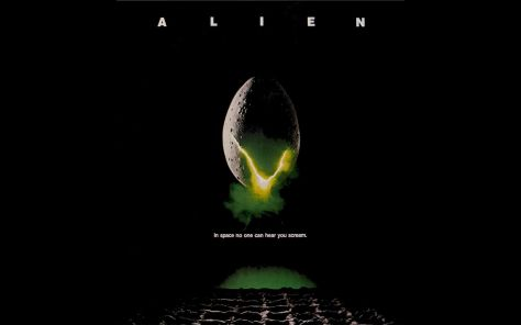 ALIEN: O oitavo passageiro (1979), de Ridley Scott, utiliza convenções da Literatura Gótica para criar um Survival Horror da melhor qualidade.