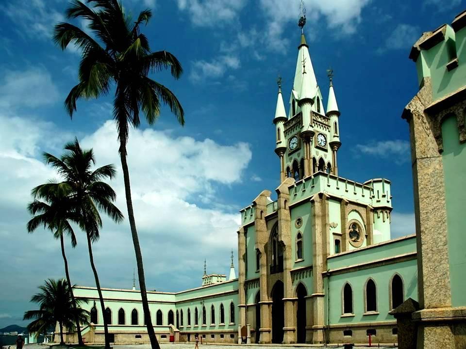 Jogando luzes nas Trevas (Parte 1) Conheça o Gótico Colonial brasileiro.